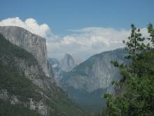 Horseback Riding in the Sierras, Travel Day