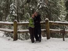Wonderland Trail: Longmire to Carter Falls