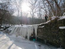 Big Woods State Park – Hidden Falls