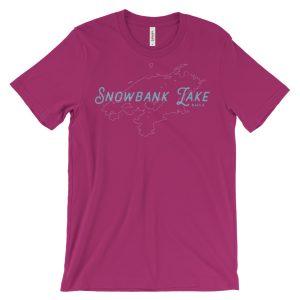 Snowbank Lake T-shirt