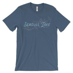 Seagull Lake T-shirt