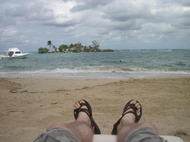 Ahhhhhh Jamaica!