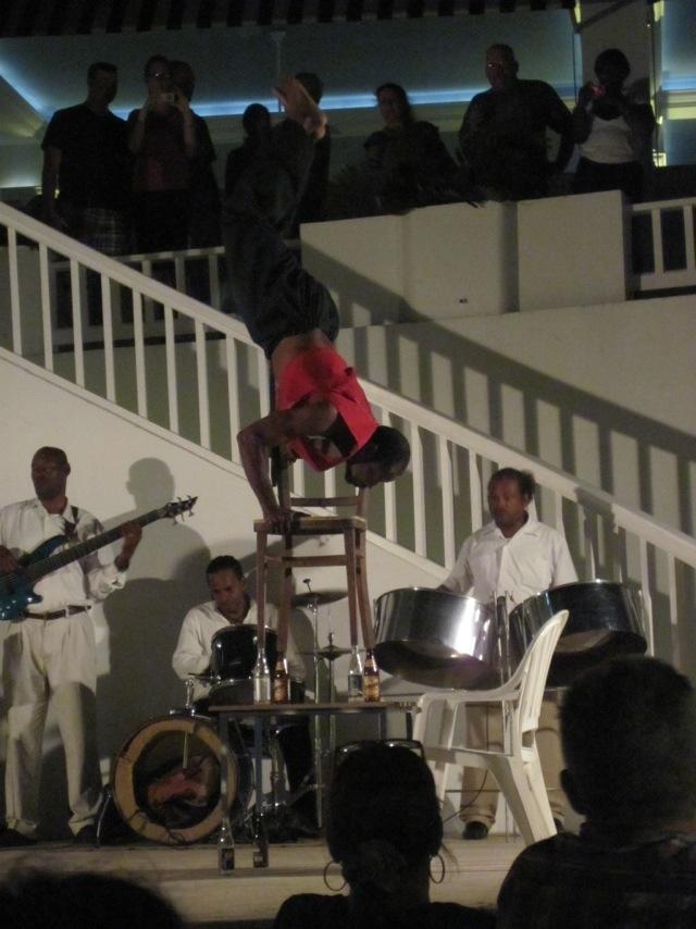 Prince Rasta the Chair Balancer!