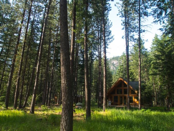 Happy Trails Cabin