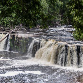 Presque Isle Waterfall Loop